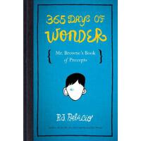预订 365 Days of Wonder: Mr. Browne's Book of Precepts [ISBN: