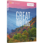 Great Writing 5 Text with Online Access Code 配套在线学习资源 美国本土中
