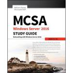 预订 McSa Windows Server 2016 Study Guide: Exam 70-741 [ISBN: