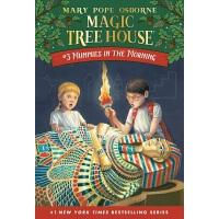 神奇树屋木乃伊之迷 英文原版MummiesintheMorning(MagicTreeHouse,No.3)