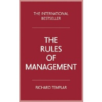 管理法则 英文原版 The Rules of Management Pearson经典