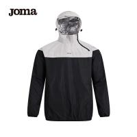 JOMA荷马男秋季新款梭织外套防风保暖套头连帽风衣外套满200减40