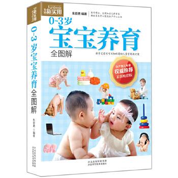 0~3岁宝宝养育全图解(pdf+txt+epub+azw3+mobi电子书在线阅读下载)
