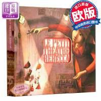 【中商原版】海贝卡的小剧场 法文原版 Rebecca Dautremer3D 立体书 纸雕书 法国进口正版