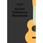 预订 Guitar Tablature Notebook: A blank musical notebook for