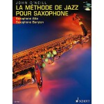 预订 La Methode de Jazz Pour Saxophone: French Language Book