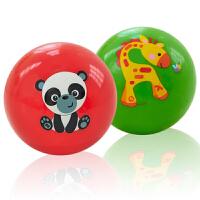 【当当自营】费雪(Fisher Price)儿童玩具球 宝宝初级训练球手抓球拍拍球捏捏叫F0903