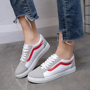 ELEISE美国艾蕾莎新品060-2A-9休闲女士板鞋