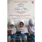 【中商原版】三杯茶 英文原版Three Cups of Tea,Greg Mortenson,Penguin Book