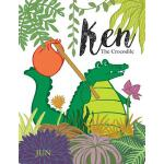 预订 Ken the Crocodile [ISBN:9781642491296]
