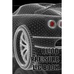 预订 Blood Pressure Log Book: A 6 X 9 Notebook for People wit
