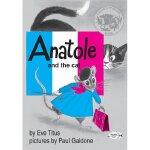 Anatole and the Cat (1959 Caldecott Honor Book) 《阿纳托尔和猫》(1958年 凯迪克银奖) ISBN 9780375855474