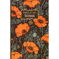 预订 Russ Billington Notebooks: Art Nouveau Red Poppies [ISBN