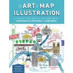 【预订】The Art of Map Illustration: A Step-By-Step Artistic Ex