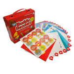 Scholastic Buddy Readers Level A 21册盒装 赠电子版指导手册 儿童英语启蒙分级读物绘