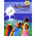 预订 Coloring Book about Advent [ISBN:9780899426907]