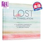 【中商原版】迷路 英文原版 Lost In Translation 世界上无法翻译的词语 进口图书 语言学习工具