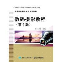 【二手旧书8成新】数码摄影教程(第4版 王朋娇 9787121264344