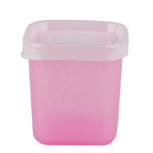 特百惠80ML小可爱迷你冷冻盒冷藏盒保鲜盒 颜色*