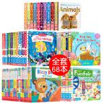 英文原版套装68本 Bizzy Bear/Sing Along With Me/Busy books/DK Baby
