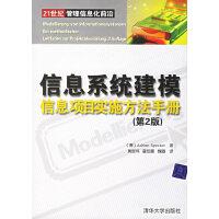 信息系统建模信息项目实施方法手册(第二版)