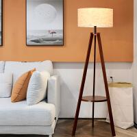 客厅落地灯北欧创意民宿酒店客房日式卧室落地灯