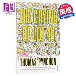 【中商原版】托马斯品钦:拍卖第四十九批 英文原版 The Crying Of Lot 49 Thomas Pyncho