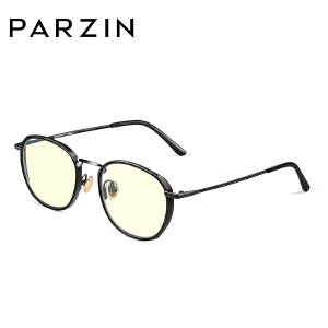 帕森光学眼镜架女 防蓝光框架眼镜男配近视眼镜板材金属15732