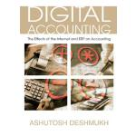 预订 Digital Accounting: The Effects of the Internet and Erp