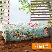 全荞麦壳枕头高低可调节颈椎助睡眠枕芯可拆洗全棉粗布荞麦枕