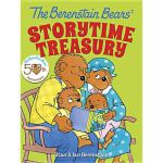 按需印刷 The Berenstain Bears' Storytime Treasury
