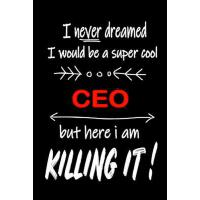 【预订】I Never Dreamed I Would Be a Super Cool CEO But Here I