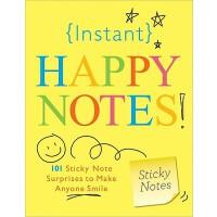 【预订】Instant Happy Notes!: 101 Sticky Note Surprises to Make