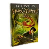 英文原版 哈利波特 原版 Harry Potter and the Chamber of Secrets
