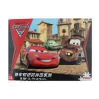 【当当自营】迪士尼拼图 赛车总动员拼图益智玩具 200片装 11DF2001594