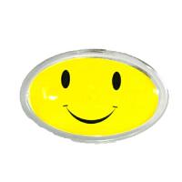 RBD装得快亚克力笑脸胸牌RK10/微笑牌/亚克力工作牌/服务牌/胸牌