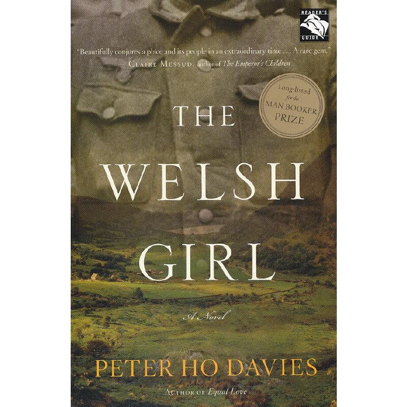 Welsh Girl(ISBN=9780618918522) 英文原版