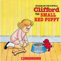Clifford The Small Red Puppy (Audio)学乐有声读物:大红狗出生记(书+CD)ISBN