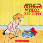 Clifford The Small Red Puppy (Audio)学乐有声读物:大红狗出生记(书+CD)ISBN9780439924924