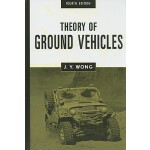 预订 Theory of Ground Vehicles [ISBN:9780470170380]