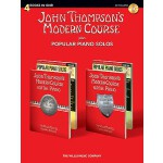 【预订】John Thompson's Modern Course Plus Popular Piano Solos: