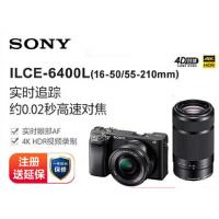 Sony/索尼 ILCE-A6400L(16-50mm)套�C 索尼微��A6400L 4K高清Vlog A6400��C,套
