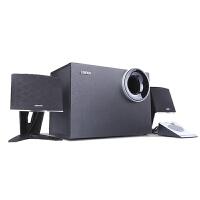 Edifier/漫步者 R208PF电脑音响 2.1低音炮重低音插卡台式音箱