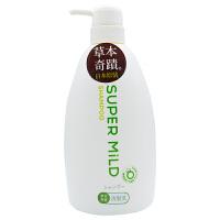 日本资生堂(Shiseido)惠润绿野芳香洗发水600ml 5830