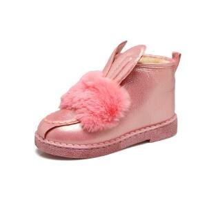 O'SHELL欧希尔新品113-X-335韩版女士雪地靴