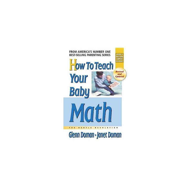 【预订】How to Teach Your Baby Math 预订商品,需要1-3个月发货,非质量问题不接受退换货。