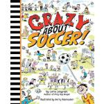 预订 Crazy about Soccer! [ISBN:9781554514229]