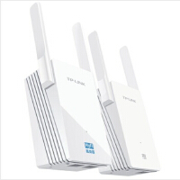 【包邮大部分地区】TP-LINK HyFi智能高速无线套装 (两只装的哦)(TL-H29RA&TL-H29EA) 信号