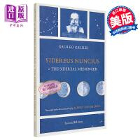 伽利略:星际信使  英文原版  Sidereus Nuncius, or The Sidereal Messenger