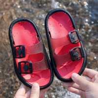 儿童拖鞋夏亲子款男女童宝宝凉拖鞋小中大童居家浴室拖防滑沙滩鞋